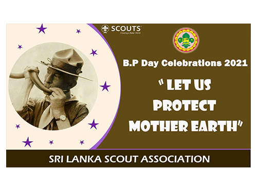 B.P Day Celebration (Let Us Protect Mother Erath)
