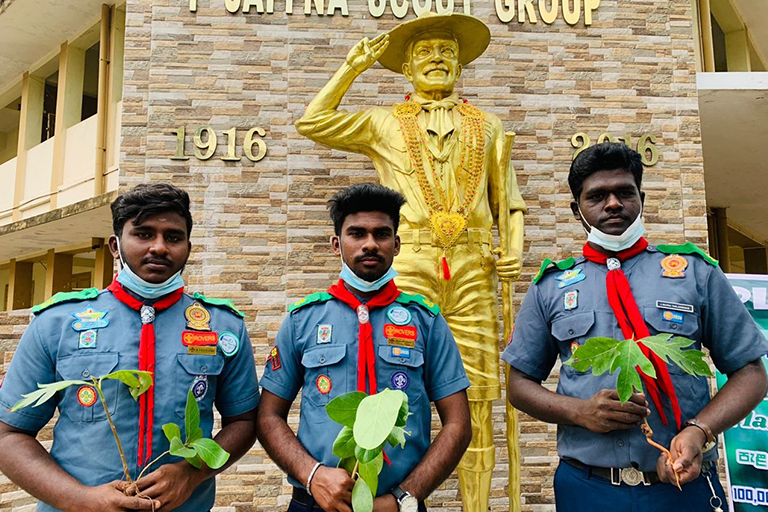All Island Celebrations of Scout Founder's Day
