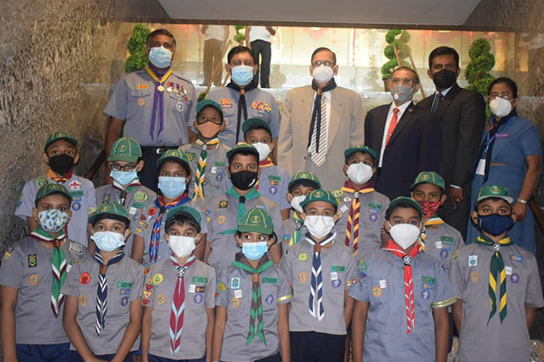 Education Minister inaugurates Cub Scouting for Everyone