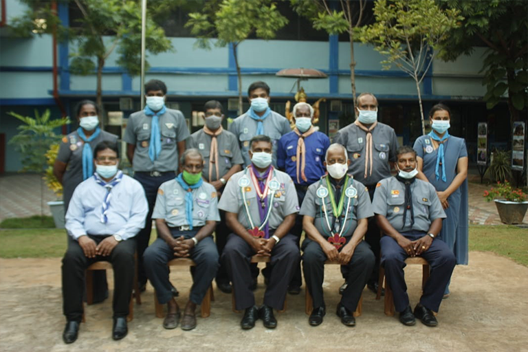 JAFFNA DISTRICT TO INCREASE THE OPEN SCOUT GROUPS BY END 2021