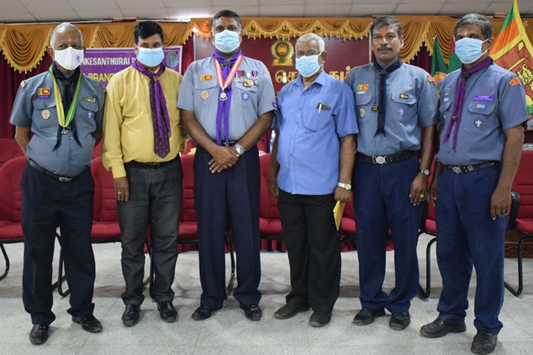 KKS SCOUT DISTRICT HOLDS GENERAL MEETING AFTER MANY YEARS