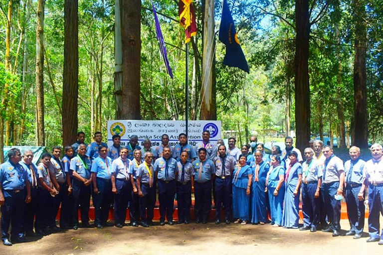 Taking Over of Pedro National Scout Activity Centre after Renovation
