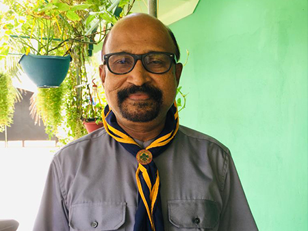 Mr. Stanley de Mel has been appointed as the new District Commissioner for Mannar.