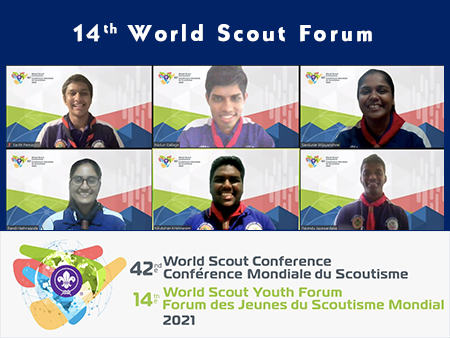 14th World Scout Youth Forum gets underway