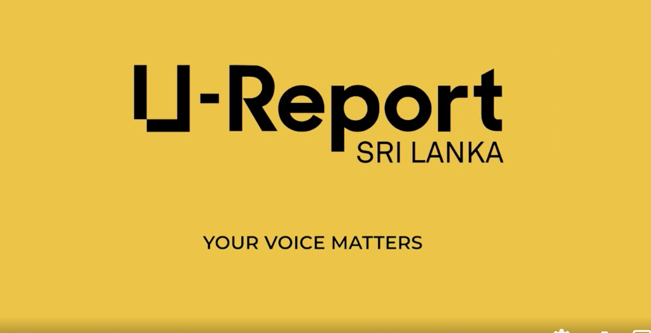 UNICEF U REPORT PROJECT – COVID 19 VACCINE POLL RESPONSES FROM YOUNG PEOPLE