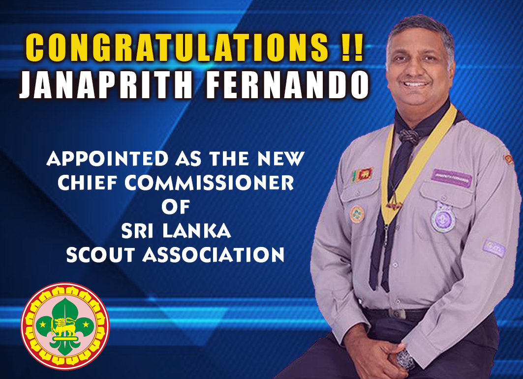 New Chief Commissioner Appointed